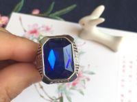 绿翡翠戒指一般价格