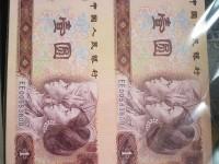 80年1元荧光金龙王