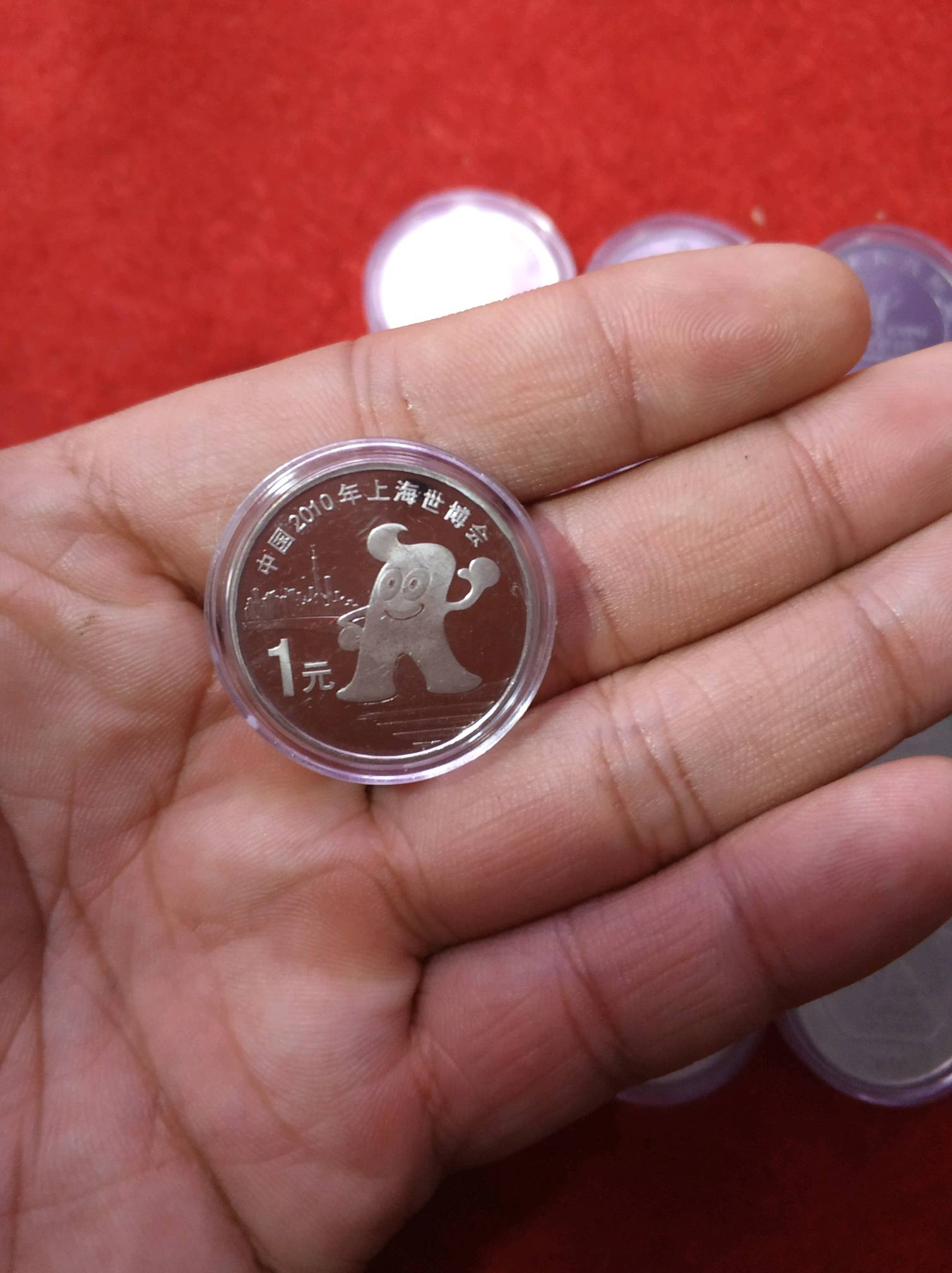 年纪念币,面值1元,一共19枚,保真有喜欢的发货,看图收藏,乌龟误扰海岛鸽子恐怖奇兵博士图片