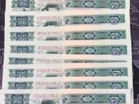 1980年版2元绿