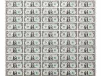 四套人民币整版钞