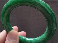 印度帝王绿翡翠手镯价格表