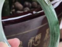 翡翠手镯阳绿价格
