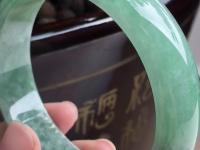 芙蓉种翡翠手镯价格