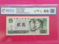 1980年人民币2元