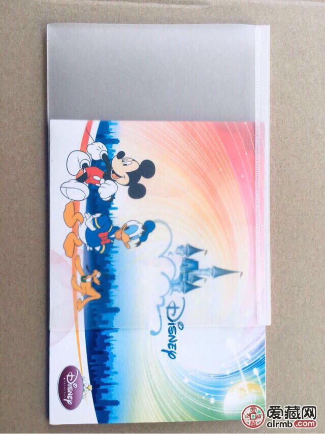 迪士尼一美元纪念钞,米老