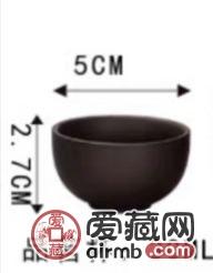 七头黑紫砂茶具,研磨等传